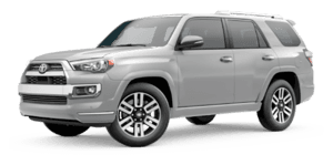 2021 Toyota 4Runner Limited 4D Sport Utility