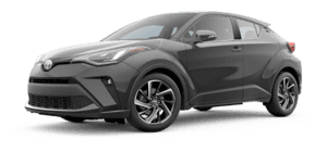 2021 Toyota C-HR Limited 4D Sport Utility