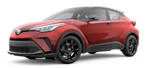 2021 Toyota C-HR Nightshade 4D Sport Utility