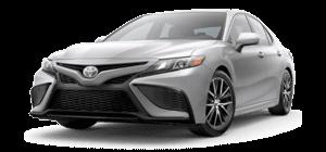 2021 Toyota Camry SE 4D Sedan
