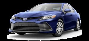 2021 Toyota Camry Hybrid LE 4D Sedan