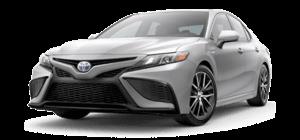 2021 Toyota Camry Hybrid SE 4D Sedan
