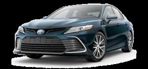 2021 Toyota Camry Hybrid XLE 4D Sedan