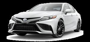 2021 Toyota Camry Hybrid XSE 4D Sedan