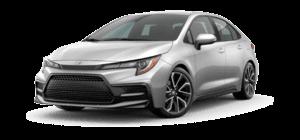 2021 Toyota Corolla SE 4D Sedan