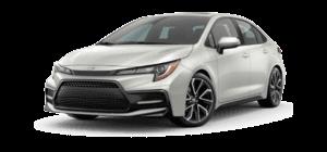 2021 Toyota Corolla XSE 4D Sedan