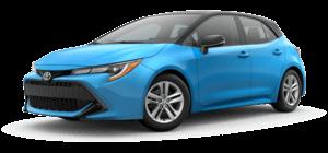 2021 Toyota Corolla Hatchback SE 5D Hatchback