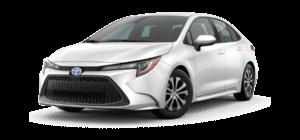 2021 Toyota Corolla Hybrid LE 4D Sedan