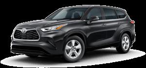2021 Toyota Highlander L 4D Sport Utility