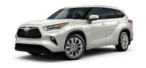 2021 Toyota Highlander Limited 4D Sport Utility