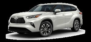 2021 Toyota Highlander XLE 4D Sport Utility