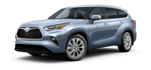 2021 Toyota Highlander Hybrid Limited 4D Sport Utility