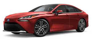 2021 Toyota Mirai Limited 4D Sedan