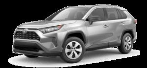 2021 Toyota RAV4 LE 4D Sport Utility