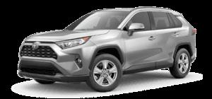 2021 Toyota RAV4 XLE 4D Sport Utility