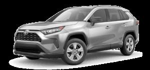 2021 Toyota RAV4 Hybrid LE 4D Sport Utility