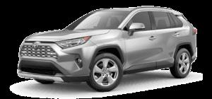 2021 Toyota RAV4 Hybrid Limited 4D Sport Utility
