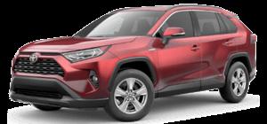2021 Toyota RAV4 Hybrid XLE 4D Sport Utility