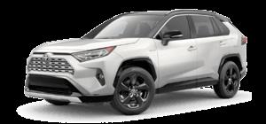 2021 Toyota RAV4 Hybrid XSE 4D Sport Utility