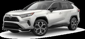 2021 Toyota RAV4 Prime XSE 4D Sport Utility