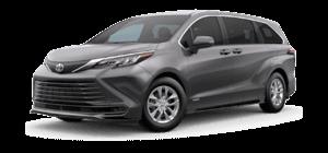 2021 Toyota Sienna LE 4D Passenger Van