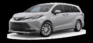 2021 Toyota Sienna 8 Passenger LE