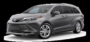 2021 Toyota Sienna 7 Passenger Platinum