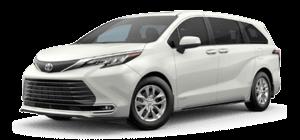 2021 Toyota Sienna XLE 4D Passenger Van
