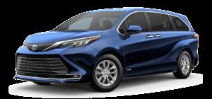 2021 Toyota Sienna 7 Passenger XLE