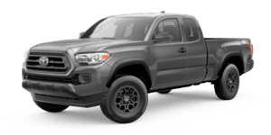 2021 Toyota Tacoma SR 4D Access Cab