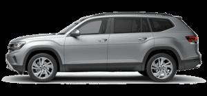 2021 Volkswagen Atlas 3.6L V6 SE w/Technology 4D Sport Utility