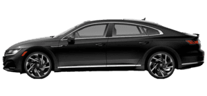 2021 Volkswagen Arteon 2.0T SEL Premium R-Line 4D Sedan