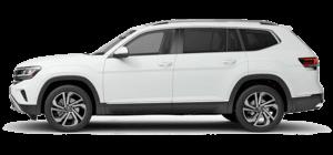2021 Volkswagen Atlas SEL Premium 4D Sport Utility