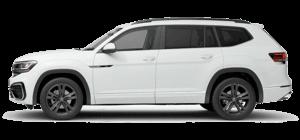 2021 Volkswagen Atlas 3.6L V6 SE w/Technology R-Line 4D Sport Utility