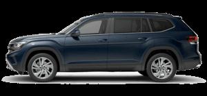 2021 Volkswagen Atlas 2.0T SE w/Technology 4D Sport Utility