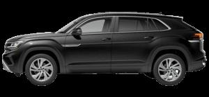 2021 Volkswagen Atlas Cross Sport 2.0T SEL 4D Sport Utility