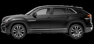 2021 Volkswagen Atlas Cross Sport 3.6L V6 SEL Premium R-Line 4D Sport Utility