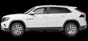 2021 Volkswagen Atlas Cross Sport 2.0T SE w/Technology 4D Sport Utility
