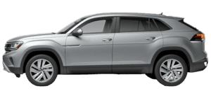 2021 Volkswagen Atlas Cross Sport 3.6L V6 SE w/Technology 4D Sport Utility