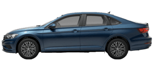 2021 Volkswagen Jetta 4D Sedan