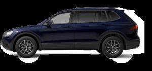 2021 Volkswagen Tiguan 2.0T S 4D Sport Utility