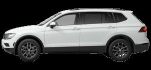 2021 Volkswagen Tiguan 2.0T SE 4D Sport Utility