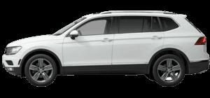 2021 Volkswagen Tiguan 2.0T SEL 4D Sport Utility