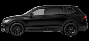 2021 Volkswagen Tiguan 2.0T SE R-Line Black 4D Sport Utility