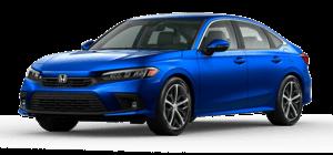 2022 Honda Civic Touring 4D Sedan