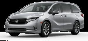 2022 Honda Odyssey EX-L 4D Passenger Van