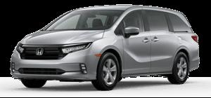 2022 Honda Odyssey EX 4D Passenger Van