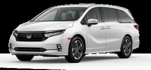 2022 Honda Odyssey Elite 4D Passenger Van