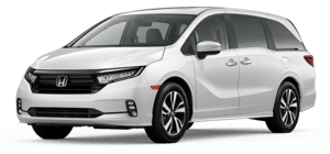2022 Honda Odyssey Touring 4D Passenger Van