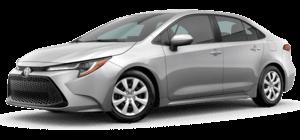 2022 Toyota Corolla LE 4D Sedan
